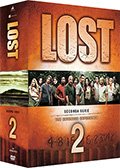 Lost - Stagione 2 (8 DVD)