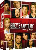 Grey's Anatomy - Stagione 4 (5 DVD)