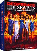Desperate Housewives - Casalinghe Disperate - Stagione 4 (5 DVD)