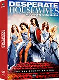 Desperate Housewives - Casalinghe Disperate - Stagione 6 (6 DVD)