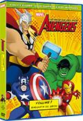 The Avengers - I più potenti eroi della Terra, Vol. 1 - Radunata di eroi