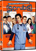 Scrubs - Medici ai primi ferri - Stagione 6 (4 DVD)