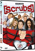 Scrubs - Medici ai primi ferri - Stagione 5 (4 DVD)