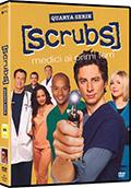 Scrubs - Medici ai primi ferri - Stagione 4 (4 DVD)