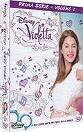 Violetta - Stagione 1, Vol. 2 (9 DVD)