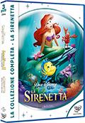 La Sirenetta - Collezione Completa (3 DVD) (New Classic Edition)