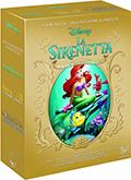 Cofanetto: La sirenetta + La sirenetta 2 + La sirenetta 3 (3 DVD)