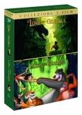 Cofanetto: Il libro della Giungla (Animazione) + Il libro della Giungla (Live Action) (2 DVD)