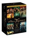 I Pirati dei Caraibi - The Complete Collection (5 DVD)