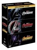 Avengers Trilogy (3 DVD)