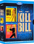 Quentin Tarantino Collection (Kill Bill Vol. 1+Vol. 2) (Blu-Ray)