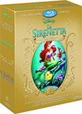 Cofanetto: La sirenetta + La sirenetta 2 + La sirenetta 3 (3 Blu-Ray Disc)