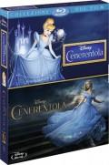 Cofanetto: Cenerentola + Cenerentola (Live Action) (2 Blu-Ray)