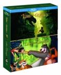 Cofanetto: Il libro della Giungla (Animazione) + Il libro della Giungla (Live Action) (2 Blu-Ray)