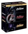 Avengers Trilogy (3 Blu-Ray)