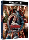 Avengers - Age of Ultron (Blu-Ray 4K UHD + Blu-Ray Disc)