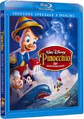 Pinocchio - Edizione Speciale 70-esimo Anniversario - Combo Pack (2 Blu-Ray + DVD)