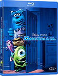 Monsters & Co. (Blu-Ray Disc) (2 dischi)