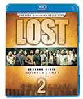 Lost - Stagione 2 (Blu-Ray Disc) (7 dischi)