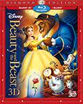 La Bella e la Bestia 3D (Blu-Ray + Blu-Ray 3D + Digital Copy)