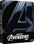 The Avengers - Limited Steelbook (2 Blu-Ray)