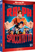 Ralph Spaccatutto (Blu-Ray 3D + Blu-Ray)