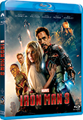 Iron Man 3 (Blu-Ray Disc)