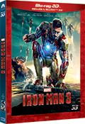 Iron Man 3 (Blu-Ray + Blu-Ray 3D)