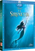La sirenetta - Diamond Edition (Blu-Ray Disc)