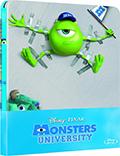 Monsters University - Edizione Limitata Steelbook (2 Blu-Ray Disc)