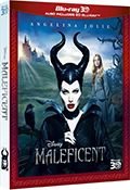 Maleficent (Blu-Ray 3D + Blu-Ray Disc)