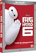Big Hero 6 (Blu-Ray 3D + Blu-Ray)