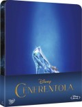 Cenerentola (Live Action) - Limited Steelbook Edition (Blu-Ray + DVD)