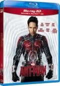 Ant-Man (Blu-Ray 3D + Blu-Ray)