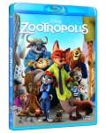 Zootropolis (Blu-Ray Disc)