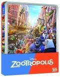 Zootropolis - Limited Steelbook (Blu-Ray 3D + Blu Ray Disc)