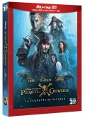 I Pirati dei Caraibi - La vendetta di Salazar (Blu-Ray 3D + Blu-Ray Disc)