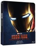 Iron Man - La collezione completa (Steelbook) (3 Blu-Ray Disc)