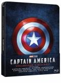 Captain America - La collezione completa (Steelbook) (3 Blu-Ray Disc)