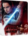 Star Wars - Gli ultimi Jedi - Limited Steelbook (Blu-Ray 3D + Blu-Ray Disc + Bonus Disc)