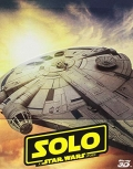 Solo: A Star Wars Story - Limited Steelbook (Blu-Ray 3D + Blu-Ray Disc)