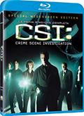 CSI - Crime Scene Investigation - Stagione 1 (Blu-Ray Disc) (5 dischi)