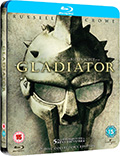 Il Gladiatore - Limited Steelbook Edition (Blu-Ray Disc) (2 dischi) (Import UK, Audio Italiano)