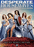 Desperate Housewives - Stagione 6 (6 DVD, Import UK, Audio ITA)