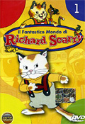 Il fantastico mondo di Richard Scarry, Vol. 1