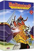Daltanious - Il robot del futuro - Serie Completa (12 DVD)