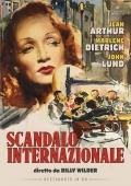 Scandalo internazionale
