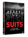 Suits - Stagione 9 (3 DVD)
