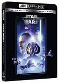 Star Wars Episodio I - La minaccia fantasma (Blu-Ray 4K UHD + 2 Blu-Ray)
