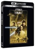 Star Wars Episodio II - L'attacco dei cloni (Blu-Ray 4K UHD + 2 Blu-Ray)